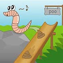 活體歐洲紅蚯蚓(太平2號)1台斤360元