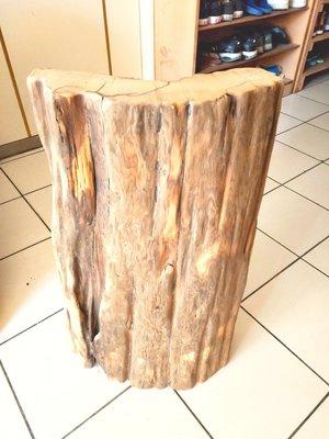 台灣肖楠 原木柱板 可做雕刻 桌腳