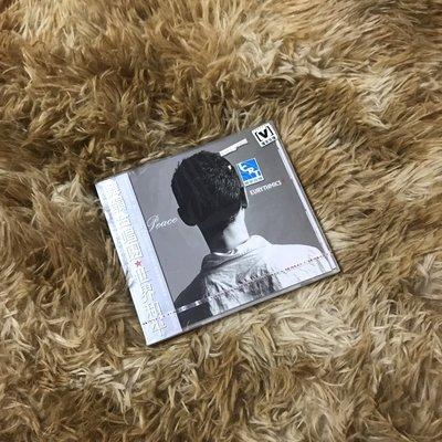 【全新】eurythmics peace 首版CD