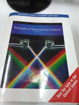 6980銤:fg☆2007年『principles of instrumental analysis 6/e』《》