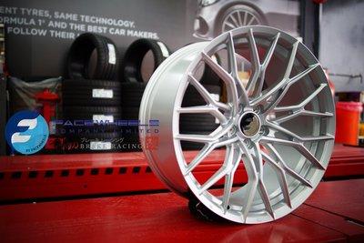 Face Wheels FF72 鑄旋(flow forming) 精緻鋁圈 可提供前後配歡迎詢問 / 制動改