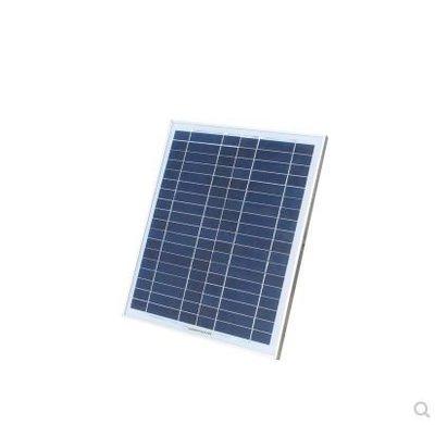 【綠市集】20W 18V多晶太陽能電池板/太陽能電池組件/12V蓄電池充電