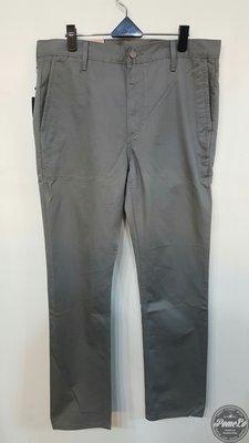 柚子的拍賣 LEVIS 511 LEVIS Slim Trouser 511-0004 鐵灰 窄管 休閒 合身褲