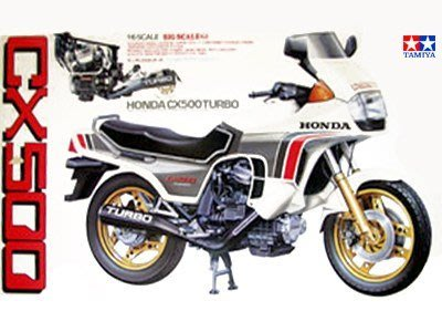 TAMIYA 1/6 HONDA CX500 TURBO 本田渦輪引擎重機車 16026