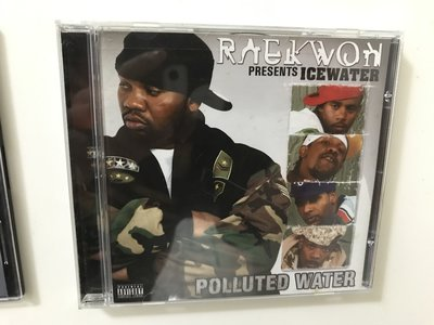[HipHop] Raekwon - Polluted Water 2007美版 /東岸 Wu Tang 國內少見