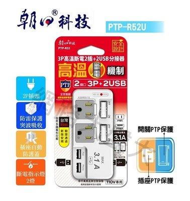 #網路大盤大# 朝日科技 3P高溫斷電...