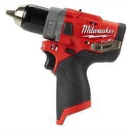 Milwaukee 米沃奇 M12 FPD 12V 無刷震動電鑽 美規 2504-20 單機