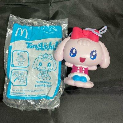 McDonald's 麥當勞Tamagotchi 塔麻可吉夢想吉可愛貼紙@企業娃娃收藏早期懷舊復古柑仔店玩偶公仔玩具
