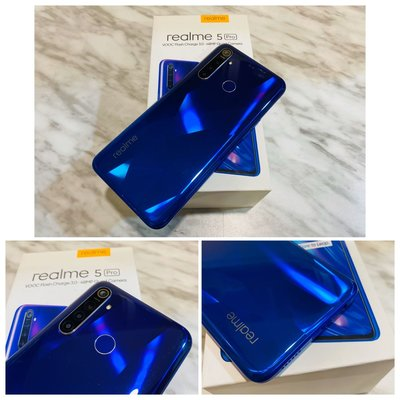 ☂️ 二手機 realme5 pro (雙卡雙待 6.3吋 8GB 128G 2019年 )