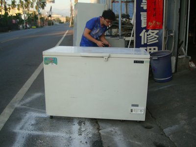 客戶寄賣 瑞興冷凍櫃 4.3尺
