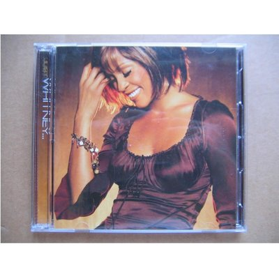 歐版CD+DVD限量特別版《惠妮休斯頓》就是惠妮/just whitney全新未拆