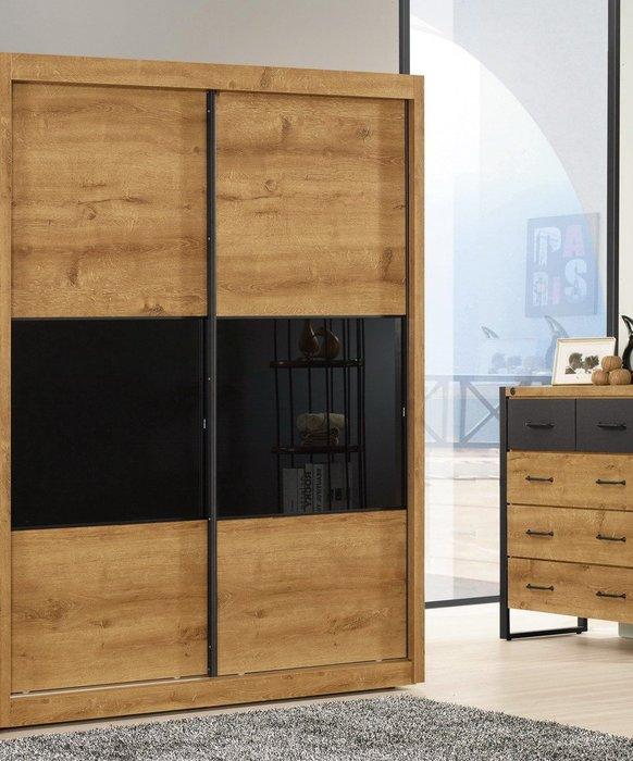 費利斯5尺拉門衣櫃😊暖暖屋傢俱傢飾😊