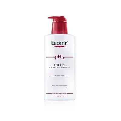 全天保濕中性護膚乳液Eucerin Ph5 Lotion 400ml