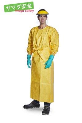 【現貨】杜邦 C級防護衣 化學防護圍裙 Dupont Tychem 2000 C 山田安全防護 杜邦防護圍裙 PL50