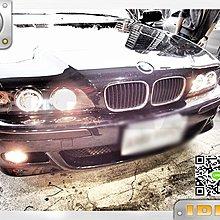 泰山美研社Y2052 大燈拋光BMW E39 大燈霧化處理-大燈拋光還原-刮傷還原