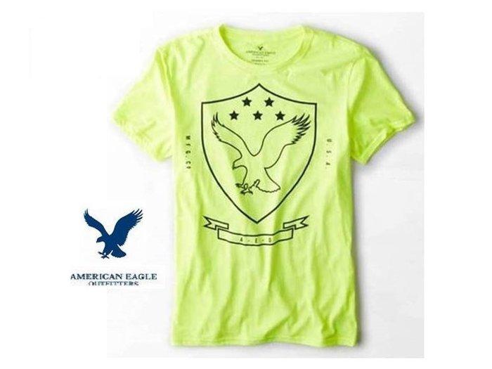 美國正品 AMERICAN EAGLE (AE) 男 美式休閒短袖T / L ( 編號:29841 )