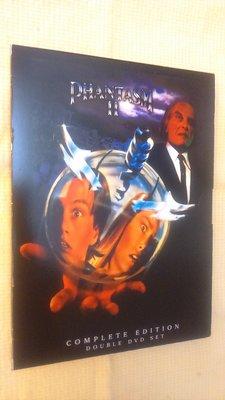 電影狂客/正版DVD歐版進口版二區雙碟版幽靈2 Phantasm 2(本片無中文字幕/本片為PAL系統)