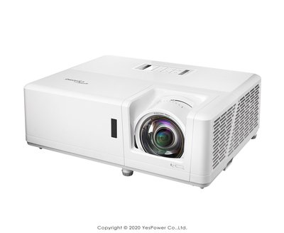 ZH406ST Optoma 4000流明 DLP輕巧型高亮度工程及商用投影機 DLP 1920x1080解析/悅適影音