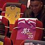 中華職棒 中華隊 中信 兄弟象 富邦悍將 林煜清 2013頒獎典禮 球員座位上的小球衣 球衣座位套