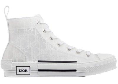 【紐約范特西】預購 Dior B23 High Top Oblique 3SH118YNT 高筒 帆布鞋