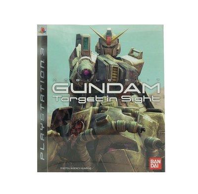 【二手遊戲】機動戰士鋼彈 鎖定目標 GUNDAM TARGET IN SIGHT 日英文合版【台中恐龍電玩】