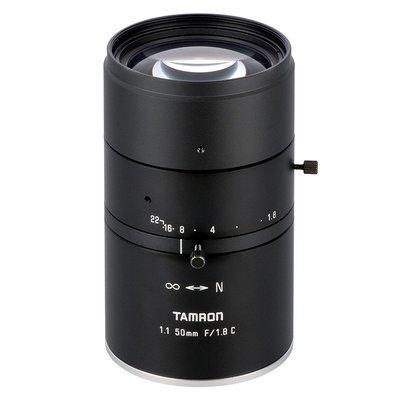 "TAMRON M111系列M111FM50 12MP 1.1"" 50mm f1.8"