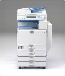 【小智】RICOH MP C5001 彩色多功能影印機(A3/日文/影印/傳真/列印/掃瞄/雙面)