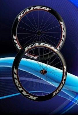 (J.J.Bike) KAISH EAGLE S58白標open 700C輪組