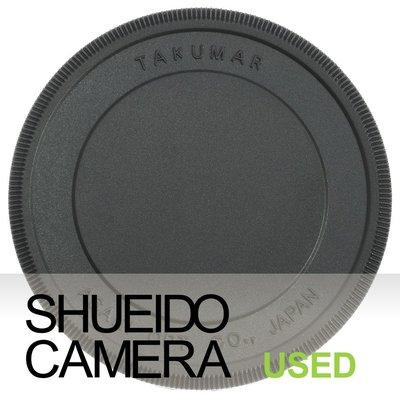 集英堂写真機【全國免運】中古美品 PENTAX 67 6X7 原廠 鏡頭後蓋 1枚 67 67II 用 #2 22131