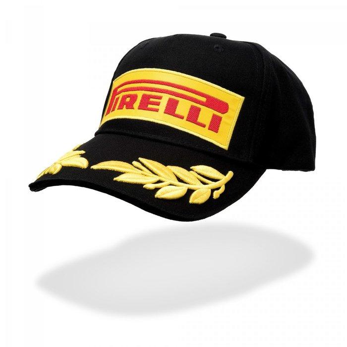 Pirelli倍耐力賽車桂冠帽-特價~最後一頂~