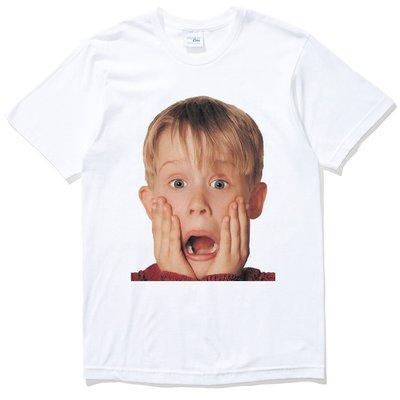 Home Alone短袖T恤 3色 小鬼當家復古Christmas聖誕電影趣味 亞版 現貨
