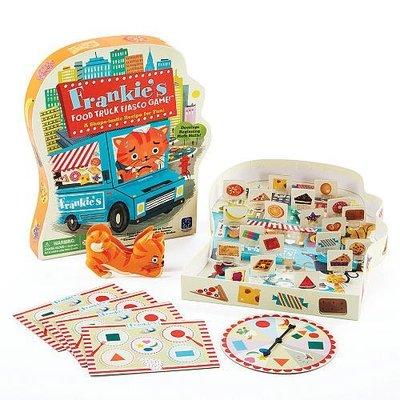 大安殿實體店面 Frankie's Food Truck Fiasco Game 法蘭奇的食物卡車 正版益智桌遊