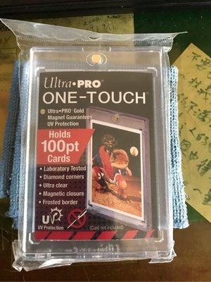 Ultra Pro 100PT 抗UV磁吸式卡夾 中華職棒球員卡 遊戲王 寶可夢PTCG 漫威 甲蟲王者 NBA MLB
