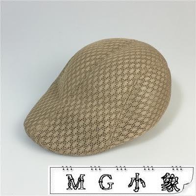 帽子  韓版百搭戶外透氣遮陽貝雷帽