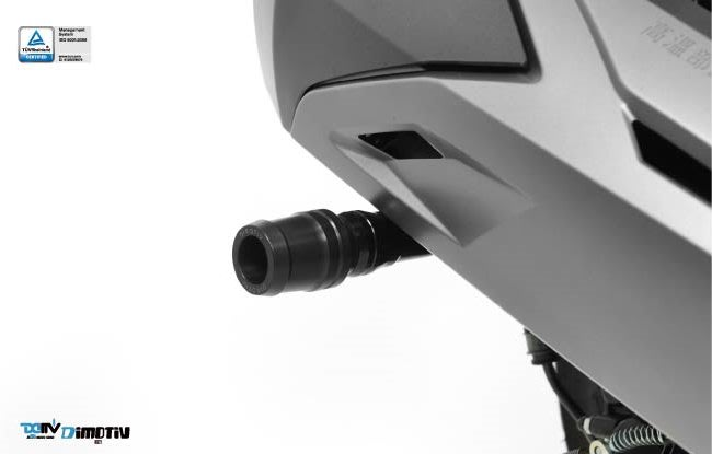 【R.S MOTO】KYMCO 新款 刺激400 XCITING 400 18-19 排氣管防摔柱 DMV