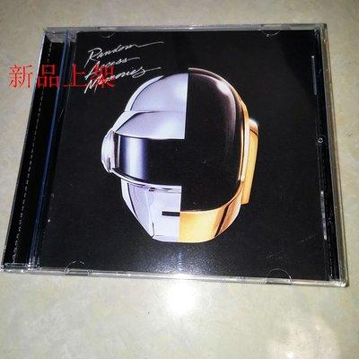 可開發票~CD 蠢朋克樂隊 Daft Punk