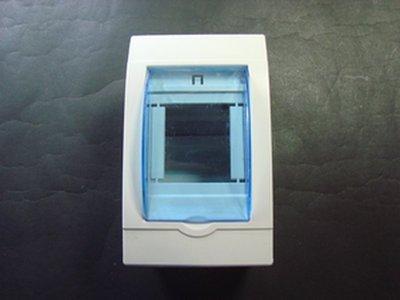 【300】透明開關盒 工業控制盒 無熔絲開關 斷路器開關盒 配電箱 1-3P 電子外殼