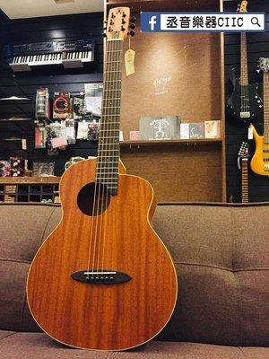 [丞音樂器]aNueNue M2 Newborn Bird Guitar 誕生鳥 合板吉他 無拾音器版本