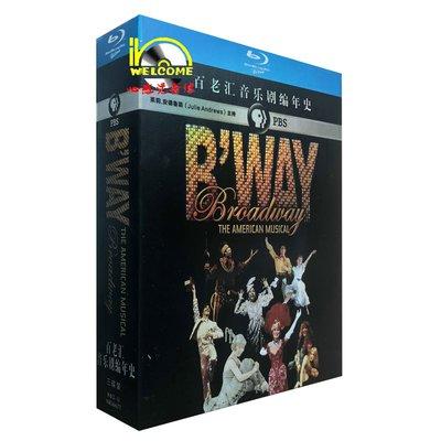 BD藍光音樂電影1080P Broadway 百老匯音樂劇編年史 完整版