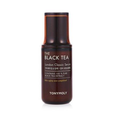 【韓Lin代購】韓國TONYMOLY-黑茶抗老精華液 THE BLACK TEA LONDON CLASSIC SERU
