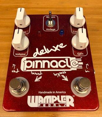 Wampler pinnacle deluxe distortion