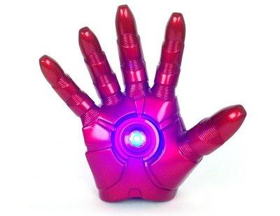 鋼鐵人 復仇者聯盟 B款 發光 手套 手掌 動漫 周邊 COS COSPLAY 漫威 Marvel