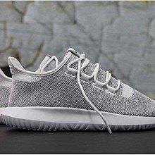 S.G Adidas TUBULAR SHADOW 麂皮 灰白色 YEEZY 350 平民 休閒 男女鞋 BB8870