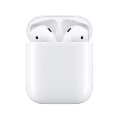 【US3C-高雄店】【福利品】公司貨 Apple AirPods 2 二代 A1602 A2031 A2032 有線充電版 無線 藍牙耳機 原廠保固8個月以上