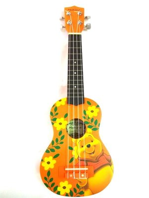 ╰☆美弦樂器☆╯全新烏克麗麗卡通版吉他