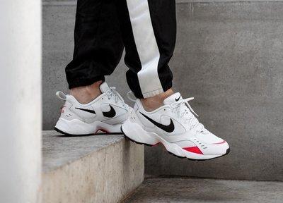 南◇2020 7月 Nike Air Heights 米白色 橘紅色 復古 韓國限定 AT4522-001 黑色勾勾