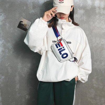 夏天小包包女2018新款胸包女式斜跨時尚迷你潮跑步包運動女士腰包 閤家歡百貨