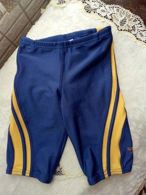 Speedo男童及膝泳褲