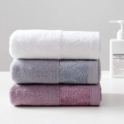 【TT】吸水洗臉大毛巾情侶家用不掉毛洗臉巾男女成人加長柔軟手巾