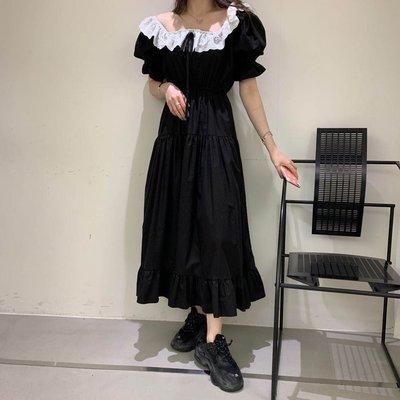 日韓代購~現小崔韓國東大門女裝代購20夏 posh ability收腰連身裙 070255